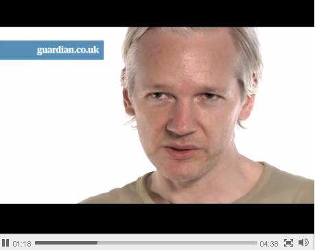 Interview Assange
