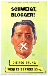 Schweigt_Blogger